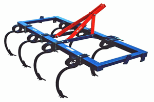 SAMYAK 7 Bottom chisel plough